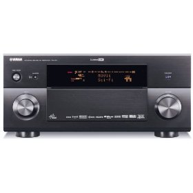 Yamaha RX-Z11BL 11.2-Channel Digital Home Theater Receiver