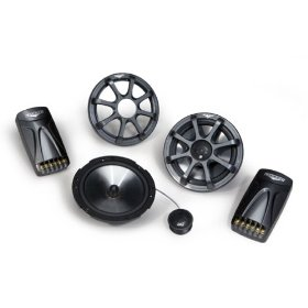 Kicker 08KS602 6-Inch Component System with 1-Inch 25mm Tweeter