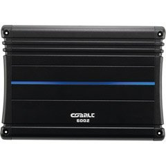 Orion Cobalt CO6002 2-channel car amplifier -- 100 watts RMS x 2