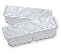 Littermaid lmr200 cover and base 2pc sealable disposable