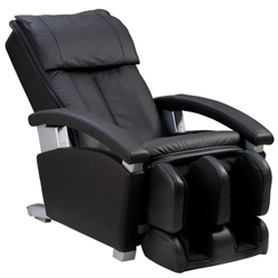 Panasonic ep1285kl black massage lounger swede atsu urban