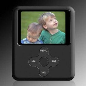 Samsonic Snapbox 4 GB Video MP3 Player (Black)