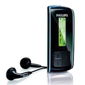 2GB MP3 Player Black