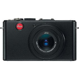 Leica D-Lux 4 Digital Camera (Black)