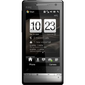 HTC Touch Diamond2 Unlocked Phone--International Version with No Warranty (Black)