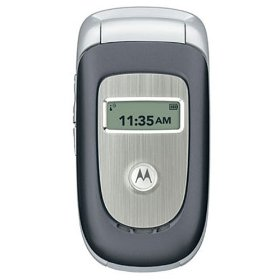 Motorola V195 Unlocked Phone with Bluetooth--International Version with No Warranty