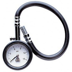 Professional Products 11100 Racing Tire Pressure Gauge