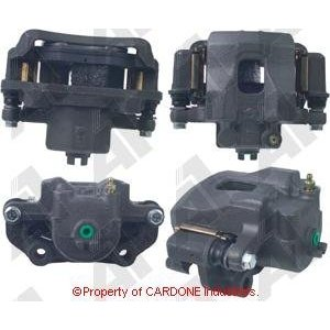 A1 Cardone 17-957C Remanufactured Brake Caliper