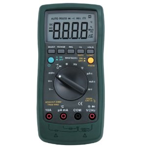 PC-interfaced True RMS 4000-count digital multimeter, MS8226T