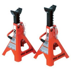Torin T42002A 2 Ton Double Locking Jack Stand