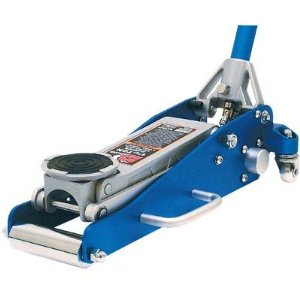 Torin Aluminum Race Jack with Single Piston Pump - 1 1/2-Ton, Model# T8150121