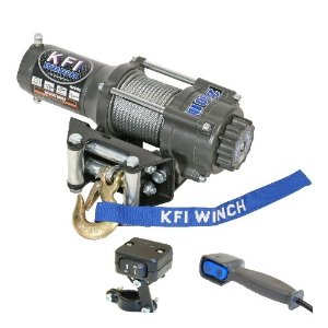 KFI 2500lb ATV Winch Kit - ATV Series