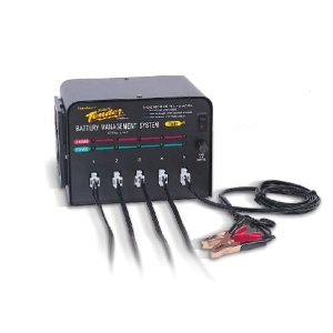 Battery Tender 021-0133 12V 5-Bank Commercial Battery Management System
