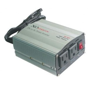 XO Vision XO420 350-Watt Power Inverter with 2 AC Outputs