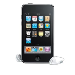 Apple iPod touch 8 GB (2nd Generation--with iPhone OS 3.1 Software Installed) [NEWEST MODEL]