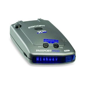 Escort Passport 8500 X50 Radar and Laser Detector (Blue Display)