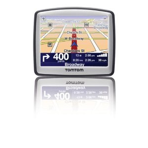 TomTom ONE 130-S 3.5-Inch Portable GPS Navigator