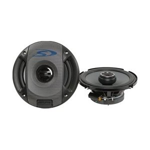 Alpine SPS600 / SPS-600 / SPS-600 6-1/2 Coaxial 2-Way Speaker Set
