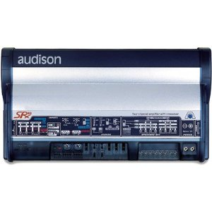 Srx4 - Audison 4 Ch 340 Watt Amplifier