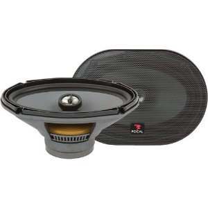 Focal Polyglass 690 CVX 6 x 9-Inch Coaxial Speaker Kit