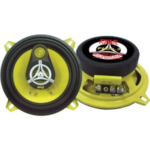 PYLE PLG5.3 5.25-Inch 140 Watt Three-Way Speakers