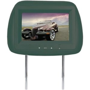 Boss Audio HR9.2PAKB 9.2-Inch Dual Universal Headrest Monitor (Black)