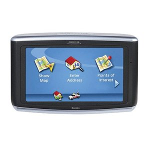 Magellan Maestro 4000 4.3-Inch Widescreen Portable GPS Navigator (Factory Refurbished)