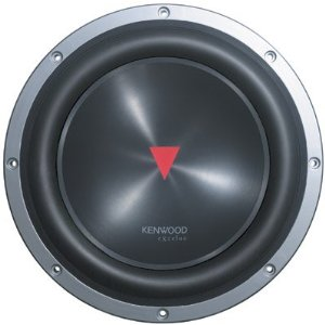 Kenwood KFC XW1202DVC - Car subwoofer driver - 300 Watt - 12
