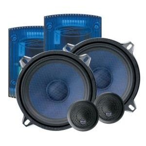 AudioBahn ABC 525T - Car speaker - 120 Watt - 2-way - component