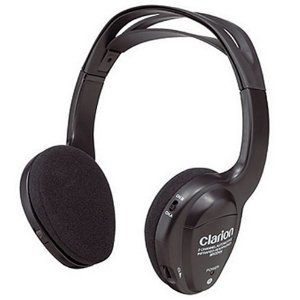Clarion WH204H Replacement and/or Additional Headphone for WH204