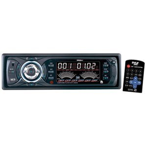 PYLE PLCD66MU AM/FM Radio CD/MP3 Player with USB/SD/MMC Card Reader