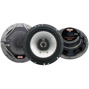Lanzar MCX6 Max Pro 200 Watts 6.5-Inch 2-Way Speakers