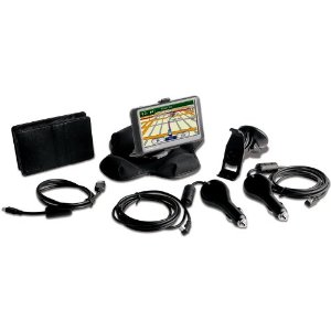 Garmin n�vi 255W 4.3-Inch Widescreen Portable GPS Navigator with Accessory Bundle