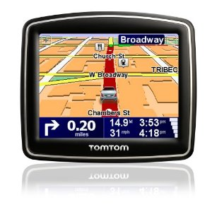 TomTom ONE 140 3.5-Inch Portable GPS Navigator