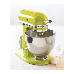 KitchenAid Artisan stand mixer, BLUE.