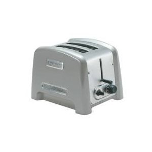 KitchenAid ProLine 2 Slice Toaster Steel/ Nickel Pearl