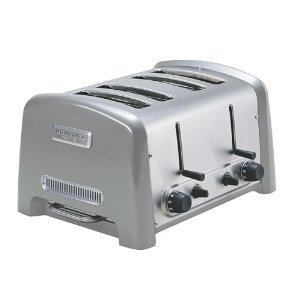 KitchenAid KPTT89 Toaster, 4 Slice PRO LINE