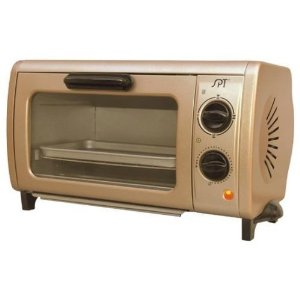Sunpentown SO-1003 700-Watt 2-Slice Multi-Functional Toaster Oven