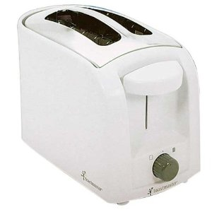 Melitta T210 Cool Touch 2-Slice Toaster, White