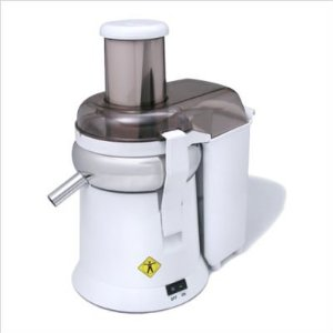 L Equip XL Wide Mouth Mini Juicer, Model 215