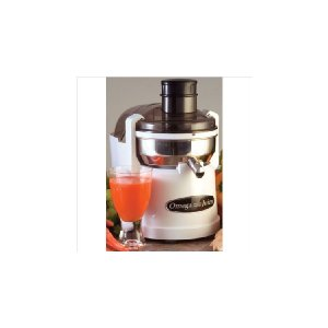 Omega Pulp Ejection - Compact O2 Juicer