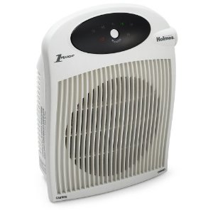 Holmes HFH442-UM Heater Fan with Adjustable Thermostat and ALCI Plug