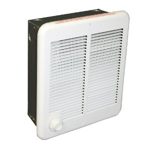 Q-Mark CRA2024T2 Electric Wall Heater With 3 Piece Construction