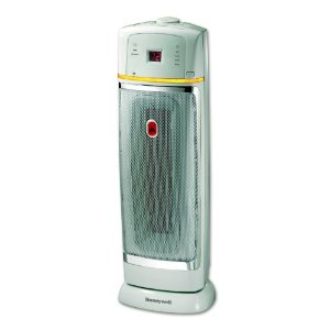 Honeywell HZ-3750GP Electronic Ceramic Tower Heater