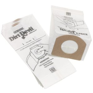 Dirt Devil Type G Vacuum Cleaner Bags (10-Pack)