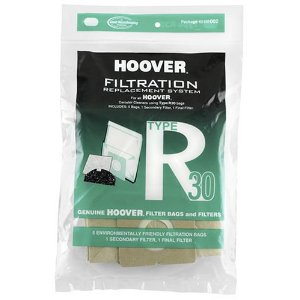Hoover R-30 Bags with Filters