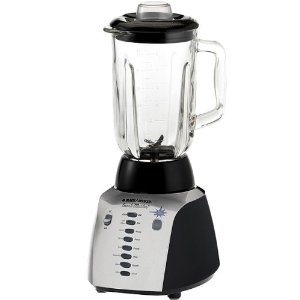 Black & Decker 10-Speed Blender - Black (BL10475BM)
