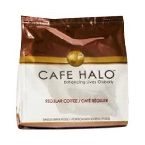 Cafe Halo World Variety Pack Coffee Pods (4.23-Ounce), 16-Count Pods (Pack of 3)