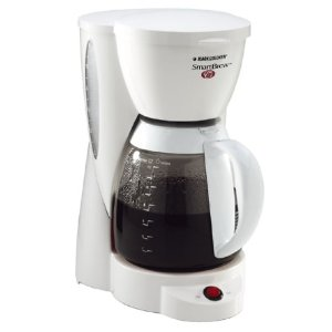Black & Decker DCM2000W SmartBrew Coffeemaker