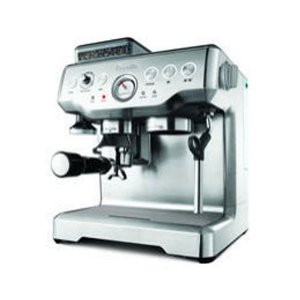 Breville Barista Express Die-Cast Programmable Espresso Machine With Grinder